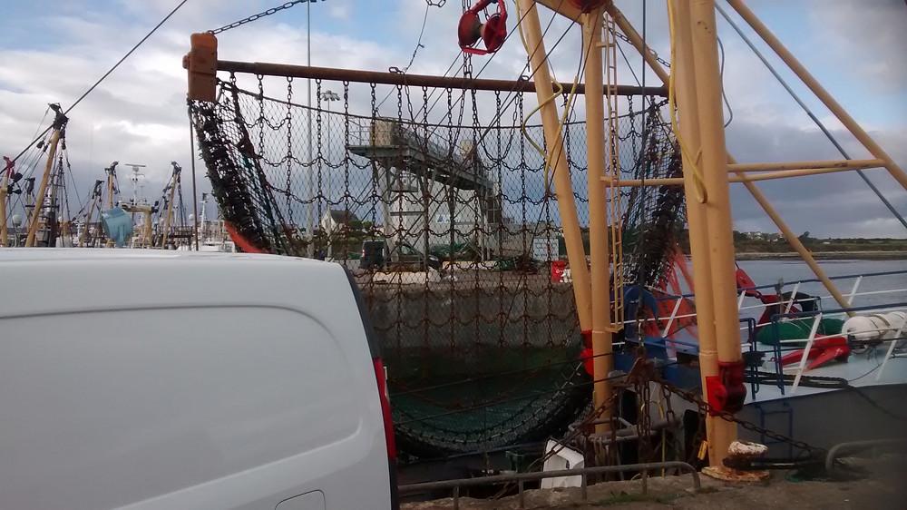 15 ton beam trawl x 2