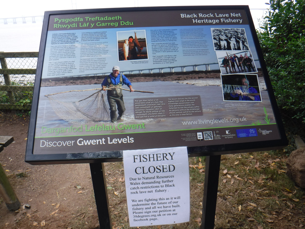 Tourism /visitor information board.