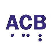ACB logo.
