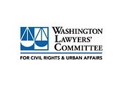 Washington Lawyers Committee logo.