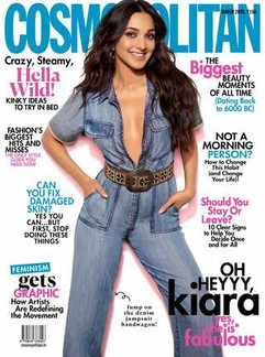 Featured in Cosmopolitan