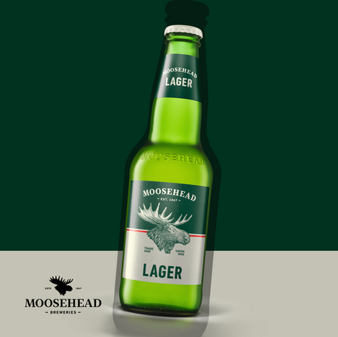 Moosehead Breweries Canada. Founded in 1867