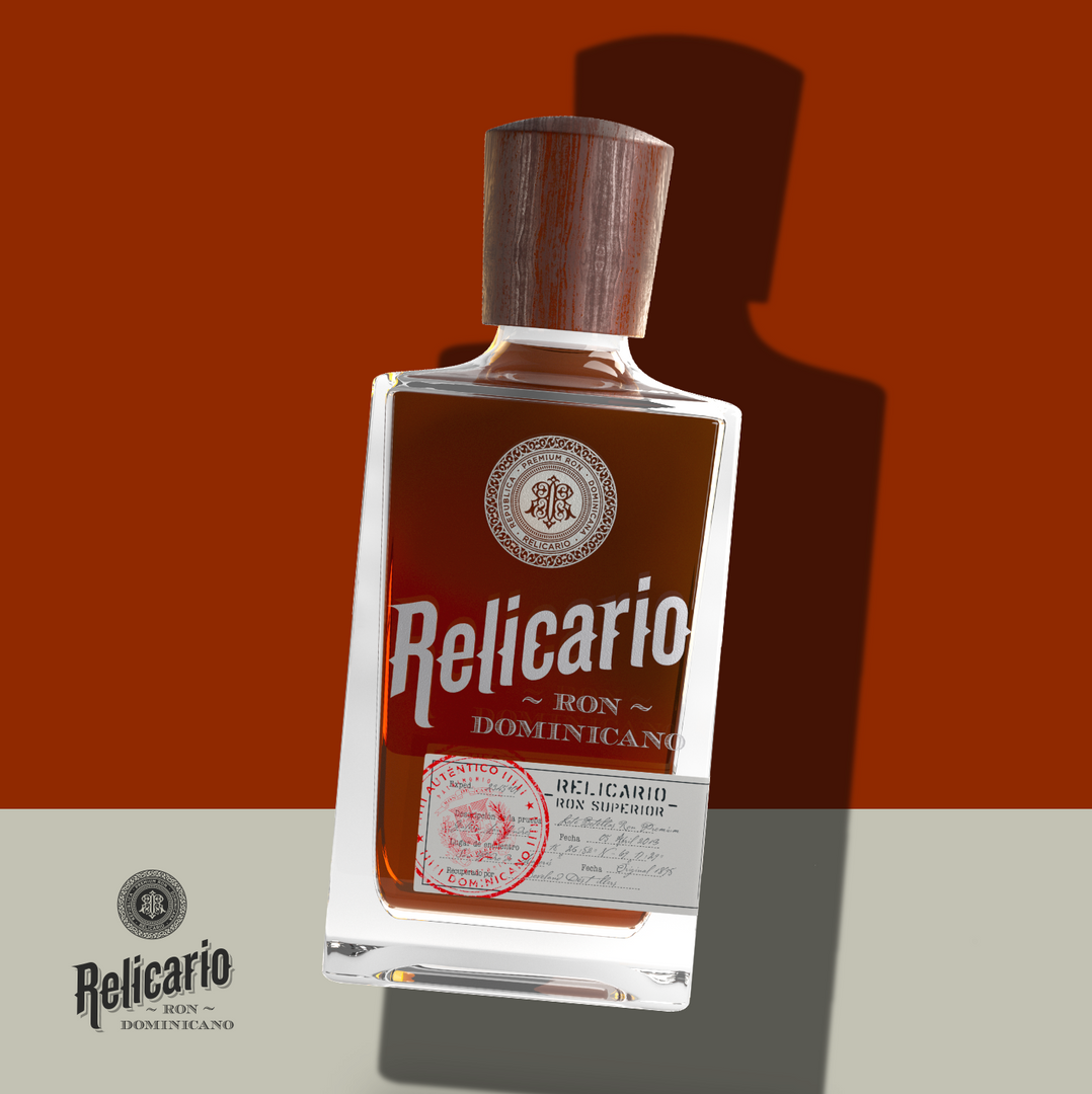 Relicario Rums. Taste the legend