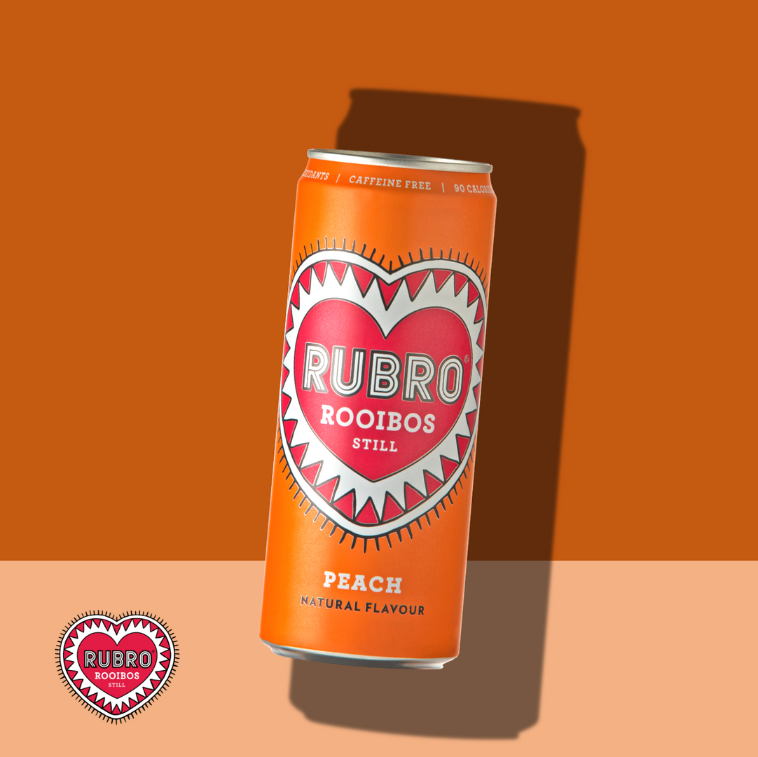 RUBRO Rooibos Still. Made in South Africa