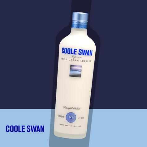 Coole Swan Irish Single Malt Cream Liqueur
