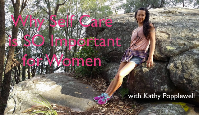 Why Self Care is SO Important for Women