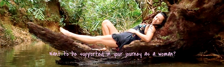 Subscribe to our Daintree Love circle of women to be supported in your journey as a woman.