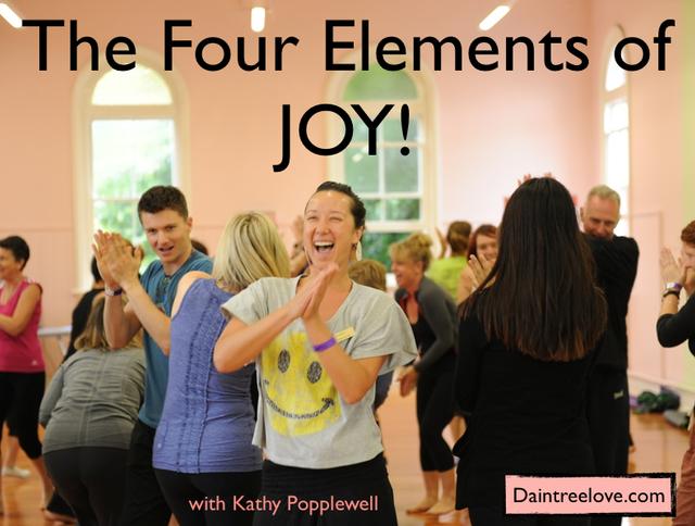 The Four Elements of JOY!