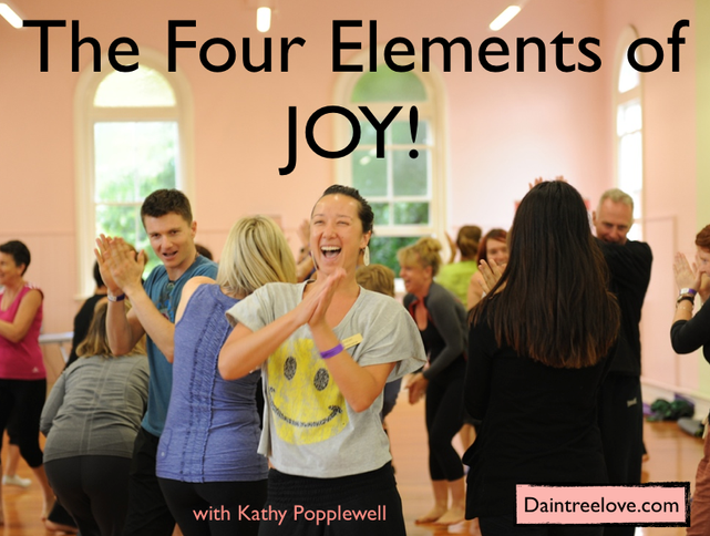 The Four Elements of JOY!