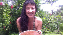 Kathy's Healthy & Raw: Coconut and Chocolate Cream Pie Recipe