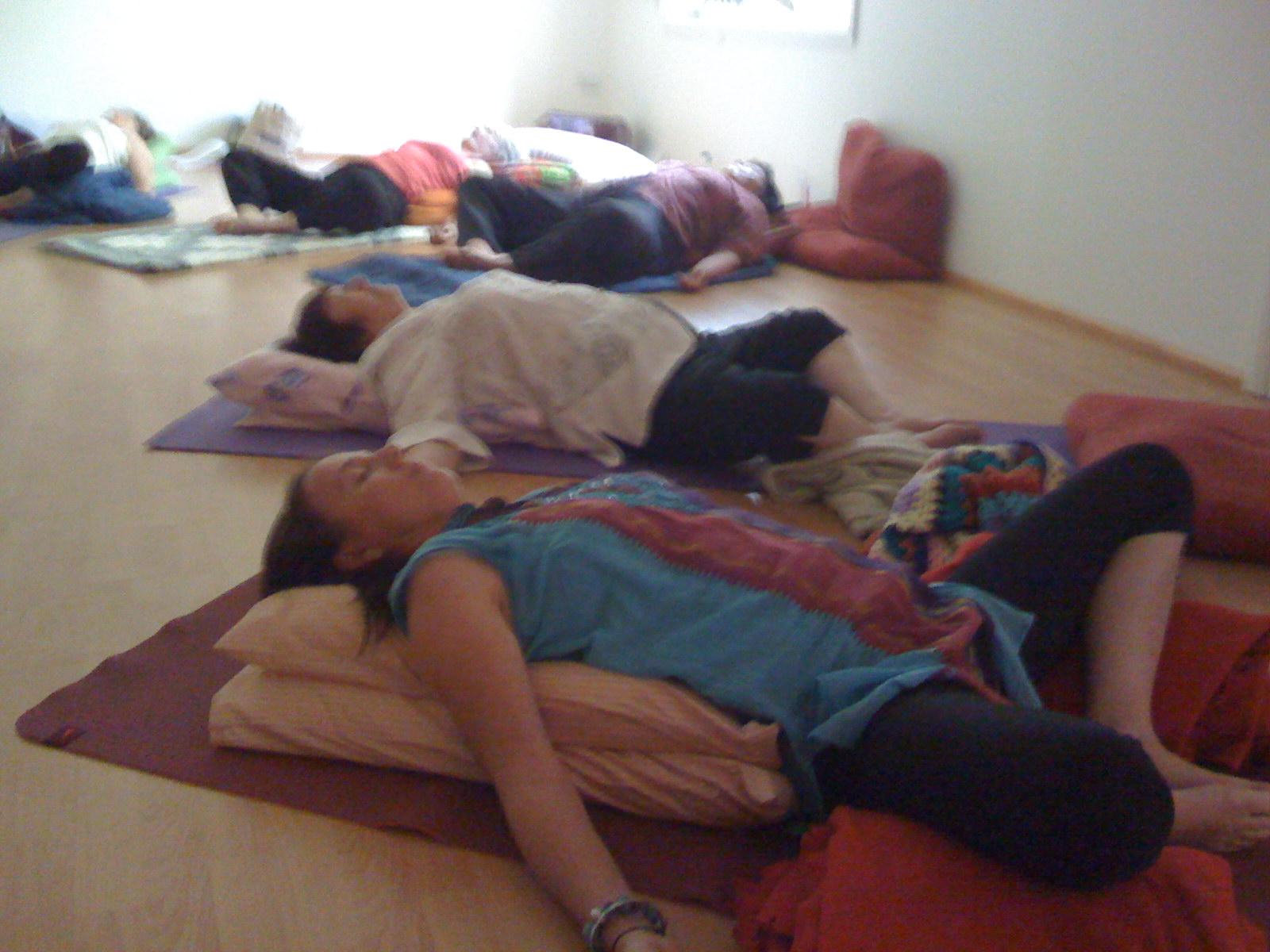 Restorative Yoga.