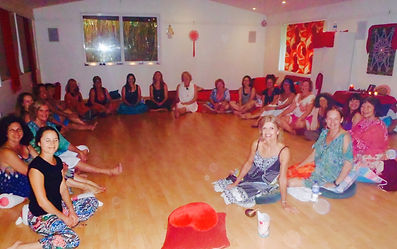 Self Care Sacred Women's Circles with Kathy Popplewell