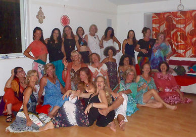 Dance Journeys & Dance Tribe with Kathy Popplewell