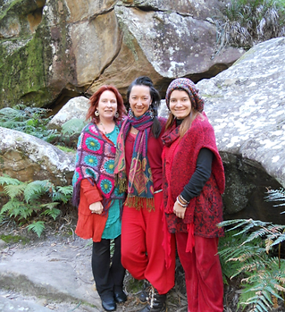 Sacred Women Time with Kathy Popplewell