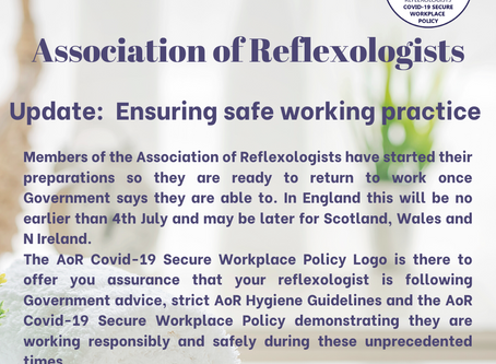 Covid-19 Secure Workplace
