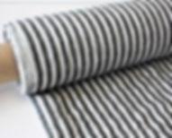 stripes, black and white, textile, chic