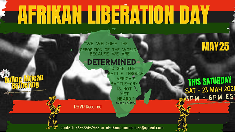 African Liberation Day - 2020