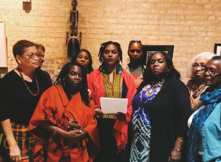 Watch: Africana Women Stand United with Video Statement Against Systemic Oppression and Violence aga