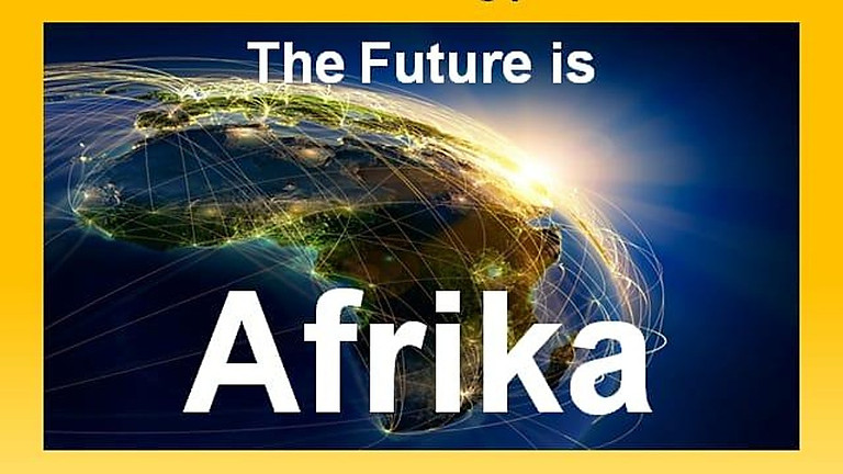 Afrikan Liberation Day Presentation: What time is it?