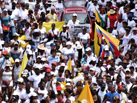 Military Influx Causes Social Unrest in Colombia