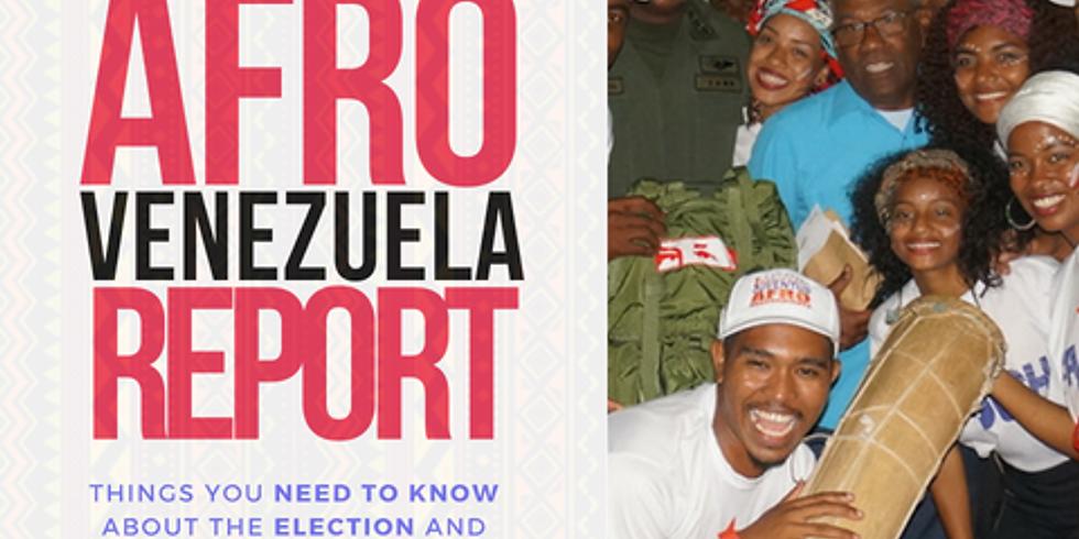 AfroVenezuela Report