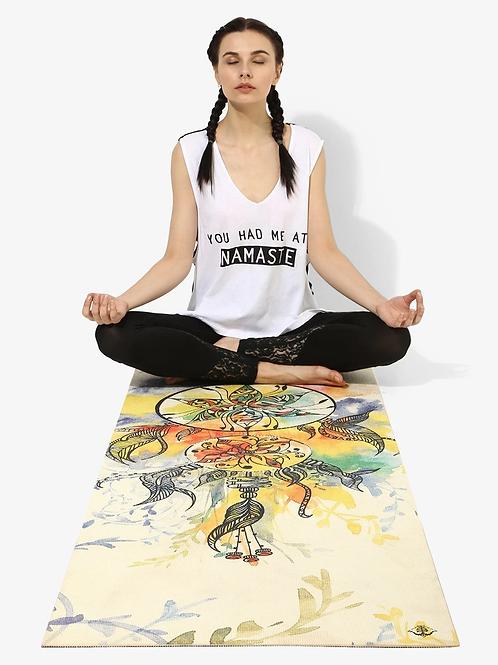 Shakti Warrior Akasa Yoga Mat