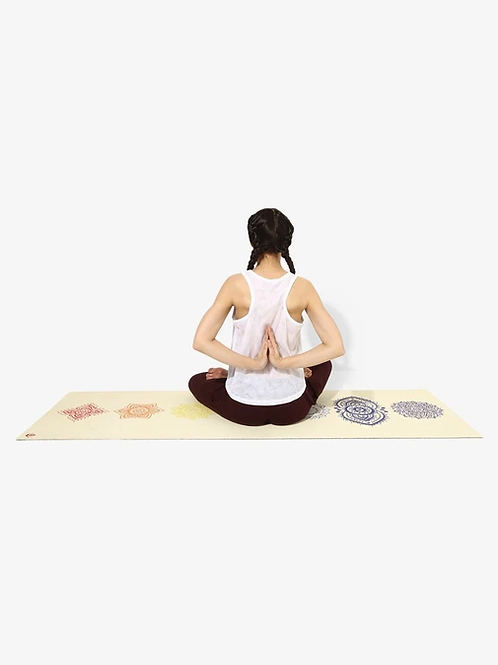 Shakti Warrior Chakra Yoga Mat