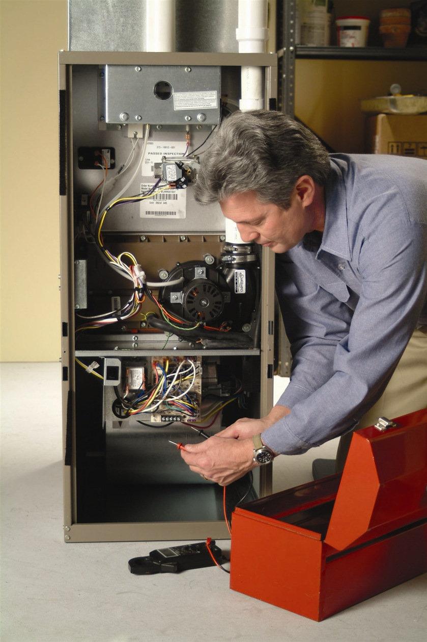 Heater/Furnace Maintenance