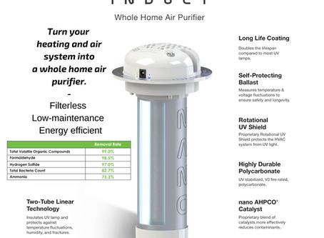 Advanced Air Purification.
