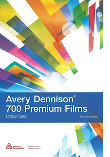 Avery 700 Premium Filmsl