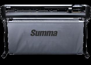 SummmaCut-R D160 Summa Plotter