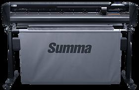 SummaCut-R D140 Summa Plotter