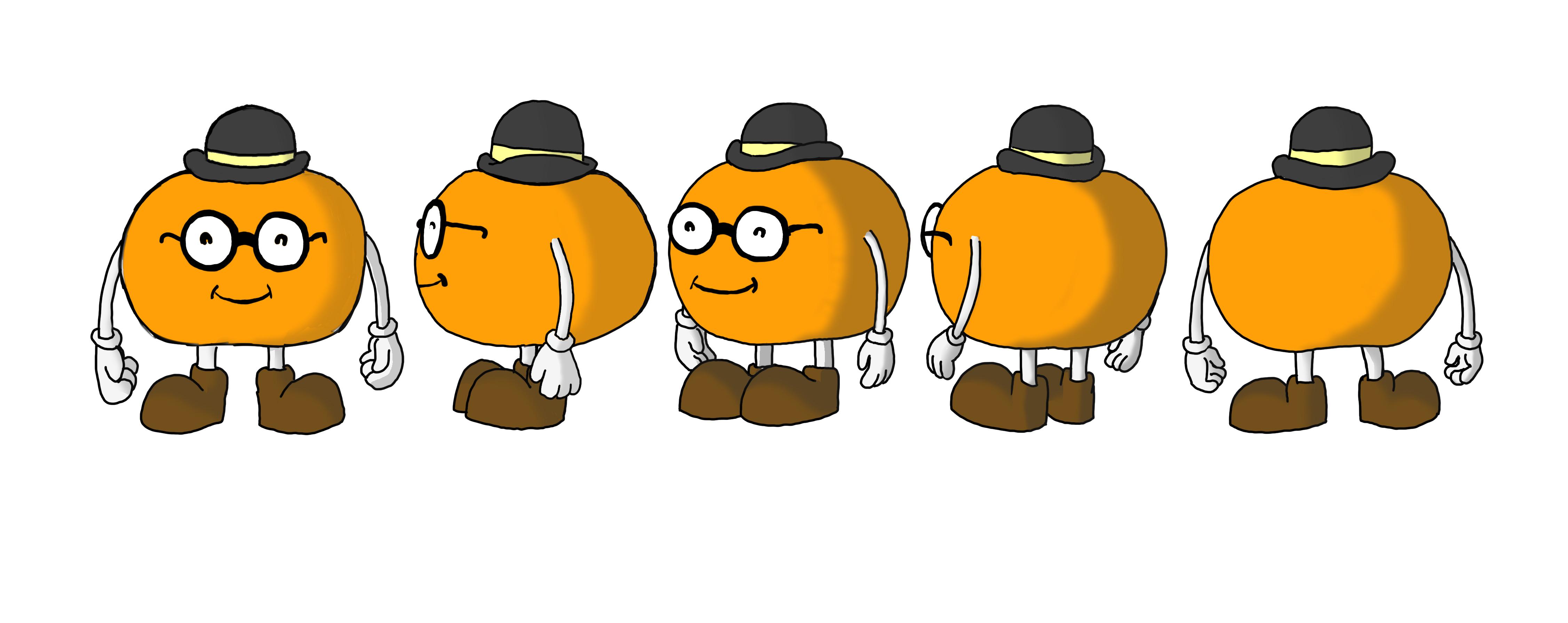 Pumpkin - shading