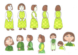 Character Design (Siriol)