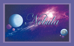 """Original """"Nebula"""" Design"""
