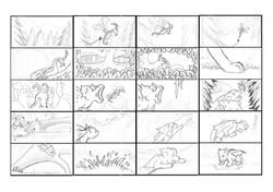 Sample of Storyboard