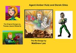 Redesign - Amber Hutz and Derek Giles