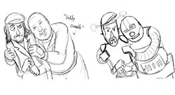 Character Design comparison