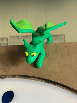 Character Model (Dragon)