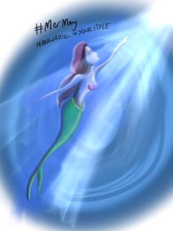 Mermay 2021 - Draw Ariel