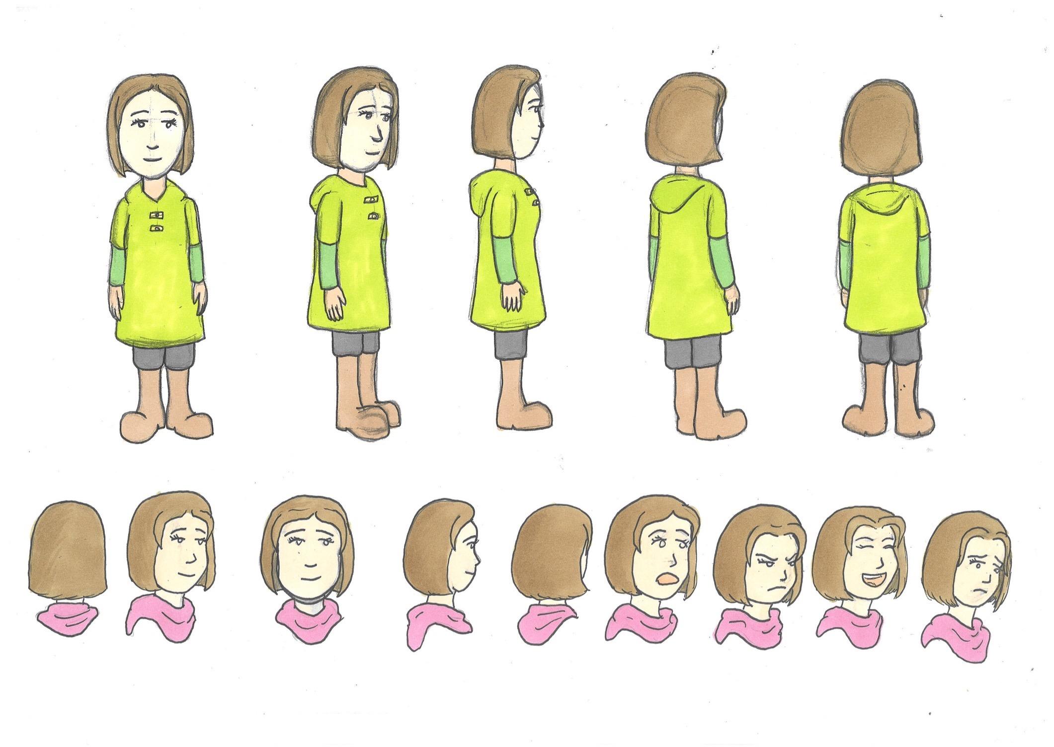 Character turnaround (Siriol 1)