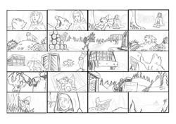 Sample of a Storyboard
