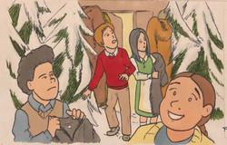 TLTWATW - The children enter Narnia