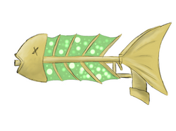 Bone fish gun