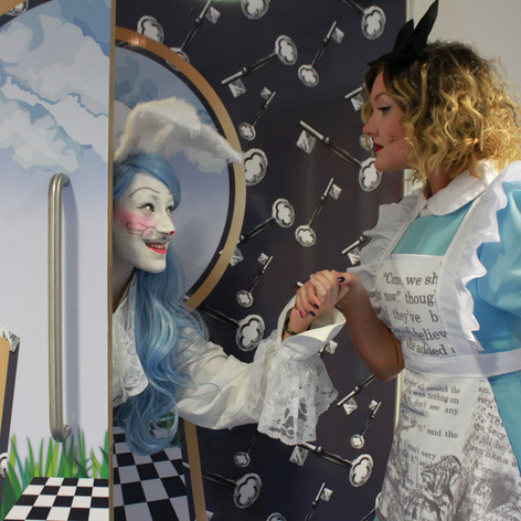 Alice in Panto-Land (2015)