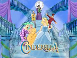 Cinderella - teaser poster