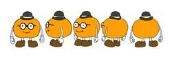 Pumpkin - colour