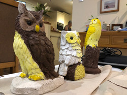 The Owls completed