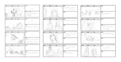 Enemy Within Storyboard sample 1