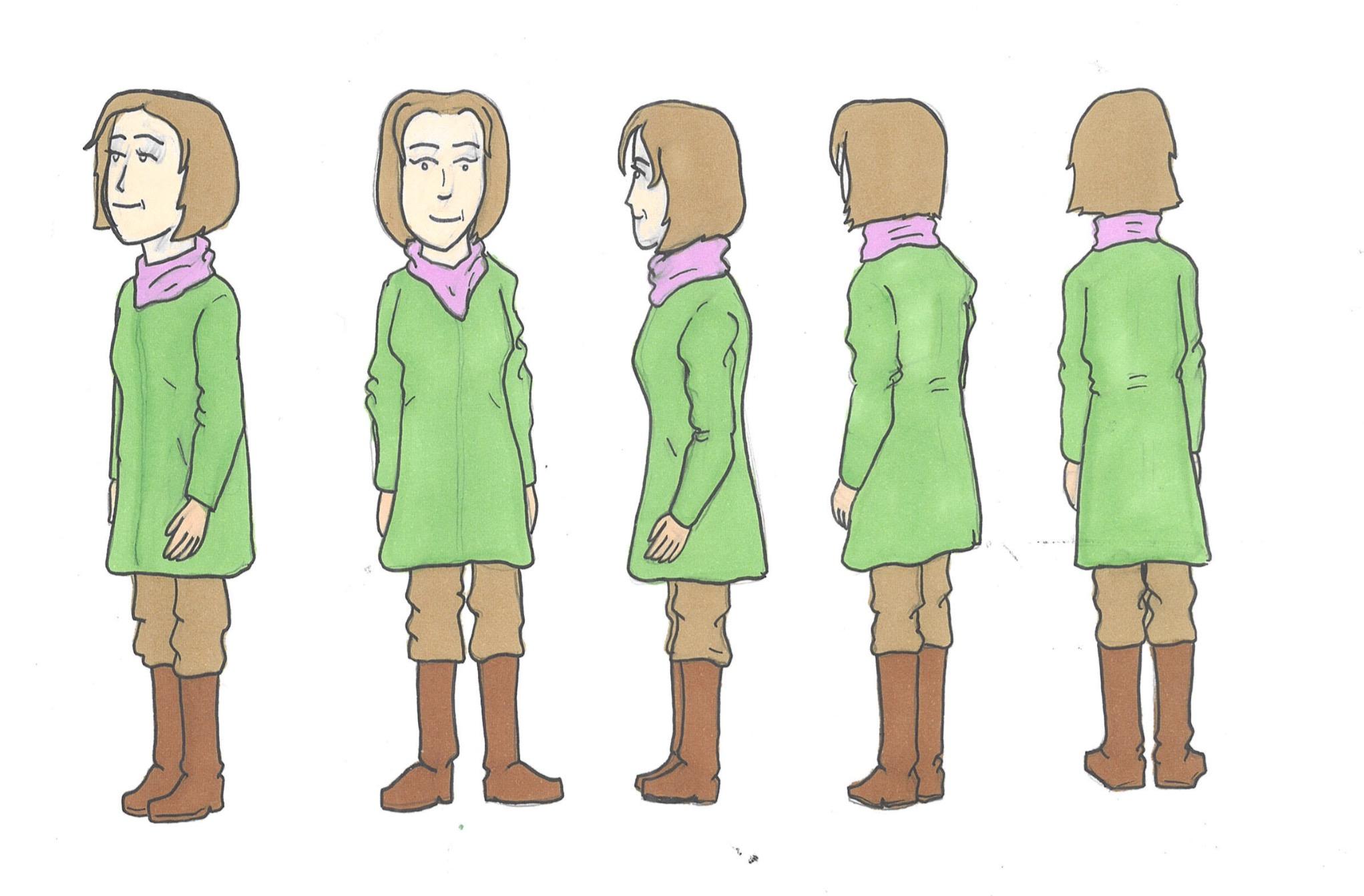 Character turnaround (Siriol 2)